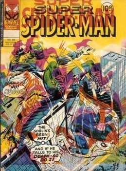 Super Spider-Man - August 1978 - RARE MISPRINT
