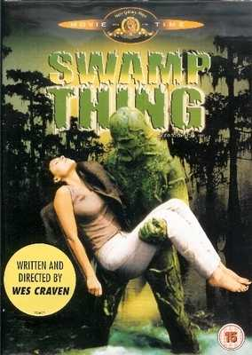 Swamp Thing - DVD