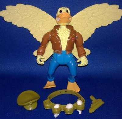 Teenage Mutant Ninja Turtles - Ace Duck Figure
