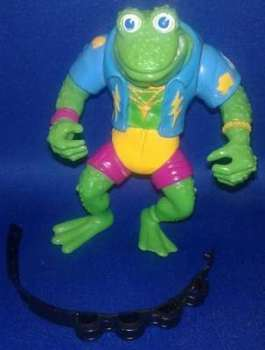 Teenage Mutant Ninja Turtles - Genghis Frog Figure