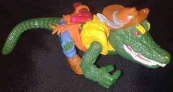 Teenage Mutant Ninja Turtles - Leatherhead Figure