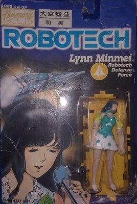 Robotech - Lynn Minmei Figure - NEW
