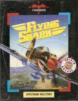Flying Shark - ZX Spectrum 48K / 128K