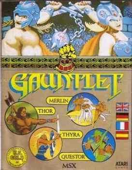 Gauntlet - MSX
