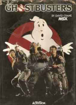 Ghostbusters - MSX