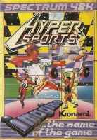 Hyper Sports - ZX Spectrum 48K