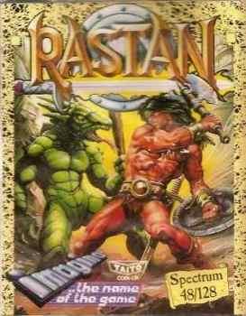 Rastan - ZX Spectrum 48K / 128K