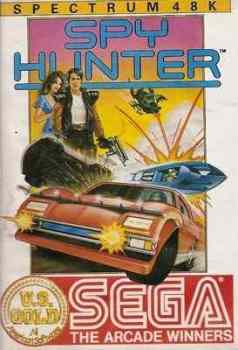 Spy Hunter - ZX Spectrum 48K