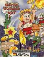 Super Wonderboy In Monster Land - ZX Spectrum