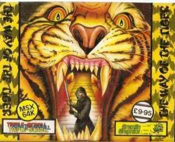 The Way Of The Tiger - MSX 64K