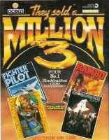 They Sold A Million 3 - ZX Spectrum 48K / 128K - RARE