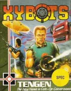 Xybots - ZX Spectrum