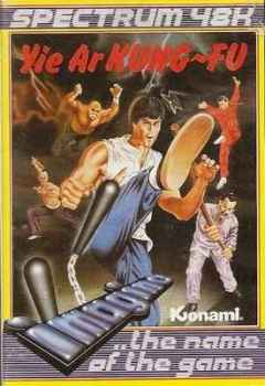 Yie Ar Kung Fu - ZX Spectrum 48K