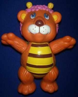Wuzzles - Bumblelion Figure