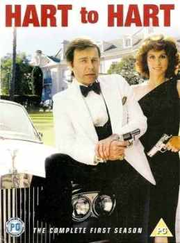 Hart To Hart : Series 1 - DVD Box Set