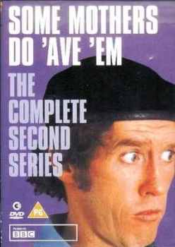 Some Mothers Do 'ave 'em : Series 2 - DVD