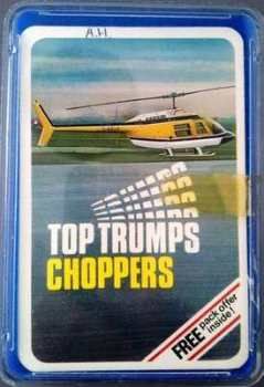 Top Trumps - Choppers (Series 4) [blue case]