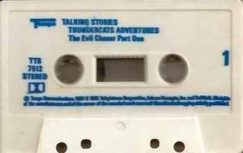 Thundercats - The Evil Chaser - Cassette