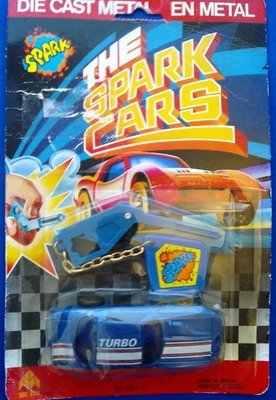 Spark Car (Burnin' Key Car Clone) - NEW