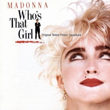 Madonna - Who's That Girl Soundtrack - CD
