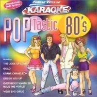 Poptastic 80s Karaoke - CD