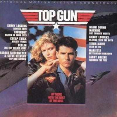 Top Gun Soundtrack - CD