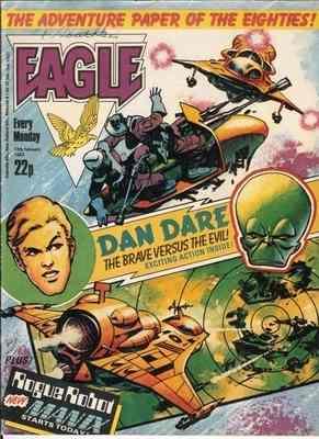 Eagle - 12th February 1983