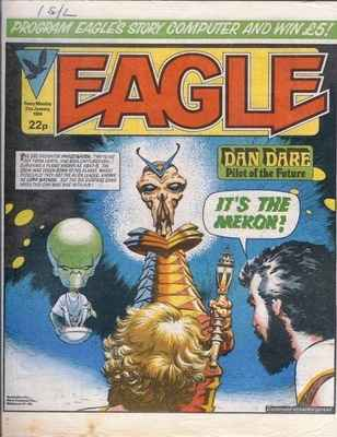 Eagle - 21st January 1984