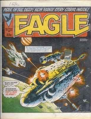 Eagle - 14th January 1984