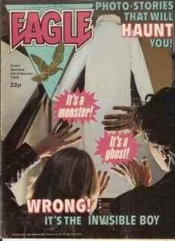 Eagle - 5th February 1983
