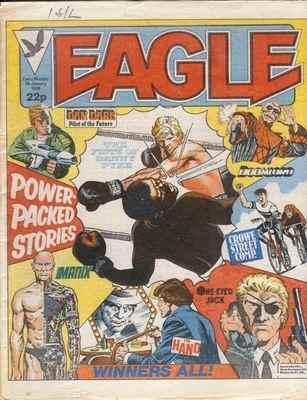 Eagle - 7th January 1984