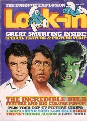 Look-In - Issue 23 - June 1979