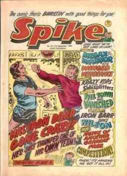 Spike - Issue 35 - September 1983