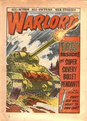Warlord - Issue 282 - February 1980