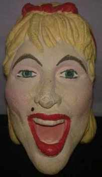 Madonna Face Puppet - VERY RARE