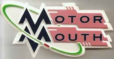Motor Mouth Badge