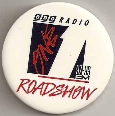 Radio 1 Roadshow Badge