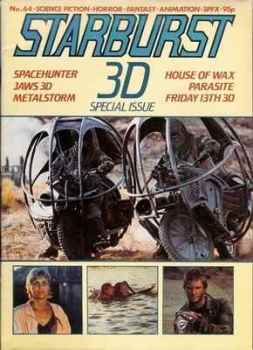 Starburst 3D Special Issue - 1983 - RARE