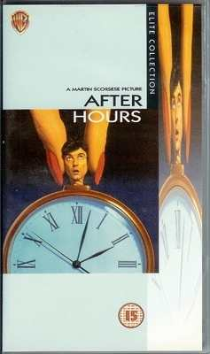 After Hours - VHS - RARE