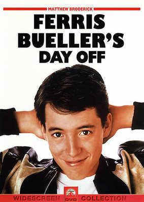 Ferris Bueller's Day Off - DVD
