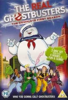 The Real Ghostbusters : The Complete First Season - DVD
