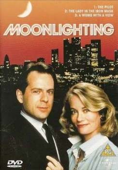 Moonlighting : Volume 1 - DVD