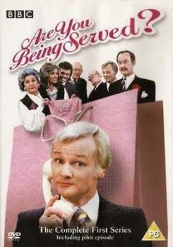 Are You Being Served? - Complete Series 1 - DVD