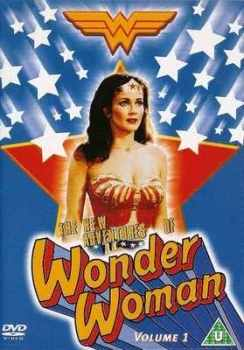 The New Adventures Of Wonder Woman : Volume 1 - DVD