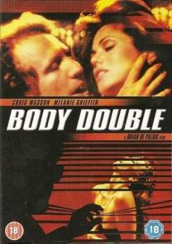 Body Double - DVD