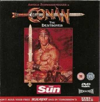 Conan The Destroyer - DVD