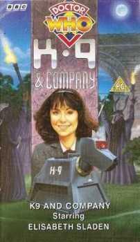 K9 And Company - VHS - RARE