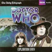 Doctor Who - Exploration Earth CD