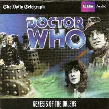 Doctor Who - Genesis Of The Daleks CD