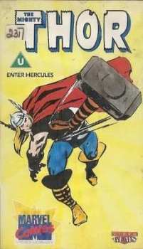 The Mighty Thor (Animated 1966) - VHS